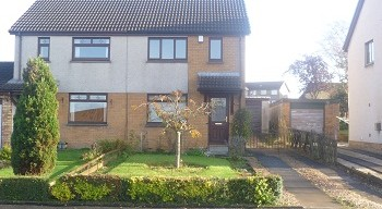 Bellshill 3Bed Semi Villa Let Agreed