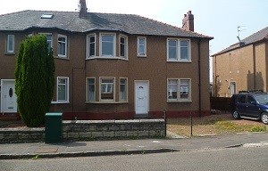 TO LET 2 bed flat Motherwell £500pcm
