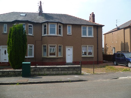 TO LET 2 bed flat Motherwell £475pcm