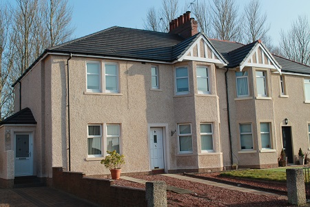 Motherwell 2 bed  cottage flat…… Let Agreed